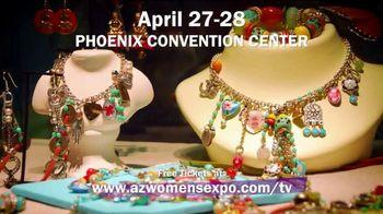 Arizona's Ultimate Women's Expo TV Spot, '2019 Phoenix Convention Center: Free Tickets' - Thumbnail 3