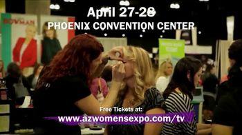 Arizona's Ultimate Women's Expo TV Spot, '2019 Phoenix Convention Center: Free Tickets' - Thumbnail 4