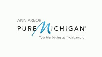 Pure Michigan TV Spot, 'Ann Arbor' - Thumbnail 10