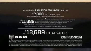 Ram Trucks Spring Sales Event TV Spot, 'Truck of the Year' Song by A Thousand Horses [T2] - Thumbnail 10