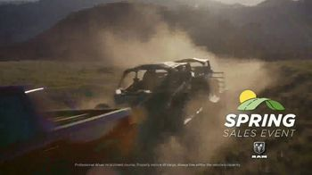 Ram Trucks Spring Sales Event TV Spot, 'Truck of the Year' Song by A Thousand Horses [T2] - Thumbnail 2