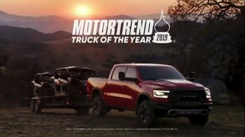 Ram Trucks Spring Sales Event TV Spot, 'Truck of the Year' Song by A Thousand Horses [T2] - Thumbnail 4