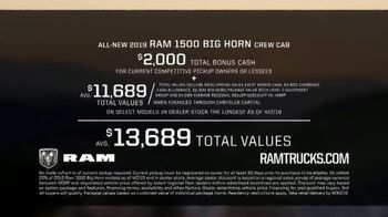 Ram Trucks Spring Sales Event TV Spot, 'Truck of the Year' Song by A Thousand Horses [T2] - Thumbnail 5