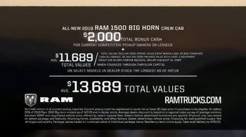 Ram Trucks Spring Sales Event TV Spot, 'Truck of the Year' Song by A Thousand Horses [T2] - Thumbnail 6