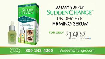 Sudden Change Under-Eye Firming Serum TV Spot, 'Purse Size' - Thumbnail 5