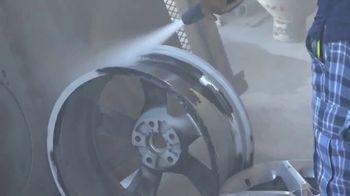 Dustless Blasting TV Spot, 'Powder Coat Removal' - Thumbnail 6