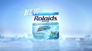 Rolaids Heartburn Soothers TV Spot, 'Anything for Relief' - Thumbnail 9
