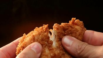 Zaxby's Honey Butter & Bacon Filet Sandwich TV Spot, 'Sweet and Smoky' - Thumbnail 1