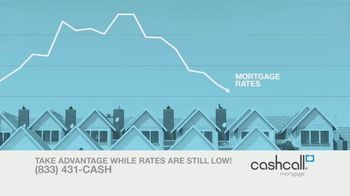 Cashcall Mortgage TV Spot, 'Low Mortgage Rates' - Thumbnail 2