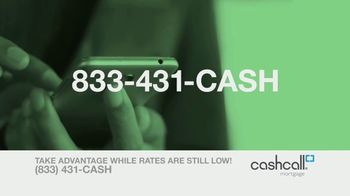 Cashcall Mortgage TV Spot, 'Low Mortgage Rates' - Thumbnail 5