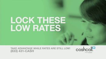 Cashcall Mortgage TV Spot, 'Low Mortgage Rates' - Thumbnail 6