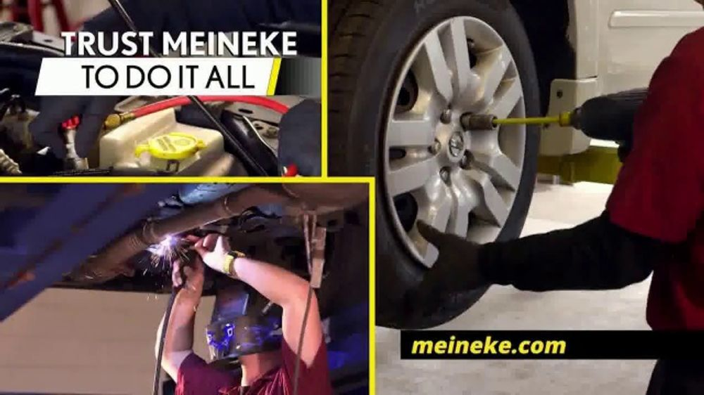 Meineke Oil Change >> Meineke Car Care Centers Tv Commercial Routine Oil Changes Ispot Tv