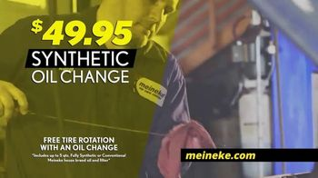 Meineke Car Care Centers TV Spot, 'Routine Oil Changes' - Thumbnail 6