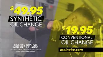 Meineke Car Care Centers TV Spot, 'Routine Oil Changes' - Thumbnail 7