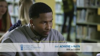 American InterContinental University TV Spot, 'Criminal Justice' - Thumbnail 4