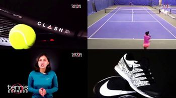 Tennis Express TV Spot, 'Product Videos and Reviews' - Thumbnail 4