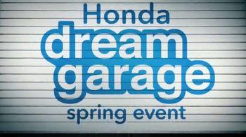 Honda Dream Garage Spring Event TV Spot, 'Civic'  [T2] - Thumbnail 2