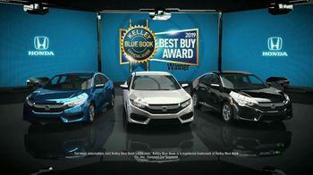 Honda Dream Garage Spring Event TV Spot, 'Civic'  [T2] - Thumbnail 3