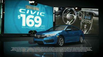 Honda Dream Garage Spring Event TV Spot, 'Civic'  [T2] - Thumbnail 4