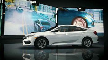 Honda Dream Garage Spring Event TV Spot, 'Civic'  [T2] - Thumbnail 6