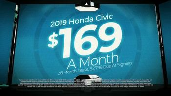 Honda Dream Garage Spring Event TV Spot, 'Civic'  [T2] - Thumbnail 7