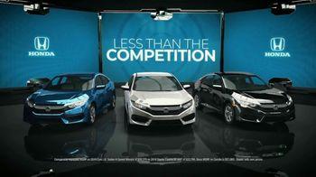Honda Dream Garage Spring Event TV Spot, 'Civic'  [T2] - Thumbnail 8
