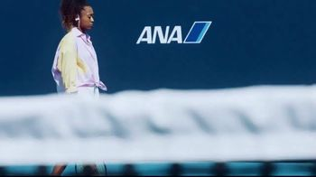 All Nippon Airways TV Spot, 'New Journeys' Featuring Naomi Osaka - Thumbnail 2