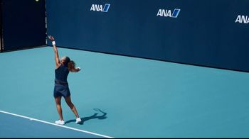 All Nippon Airways TV Spot, 'New Journeys' Featuring Naomi Osaka - Thumbnail 4