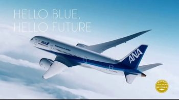 All Nippon Airways TV Spot, 'New Journeys' Featuring Naomi Osaka - Thumbnail 8