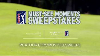 PGA TOUR TV Spot, '2019 Must-See Moments Sweepstakes' Featuring Bryson Dechambeau - Thumbnail 7