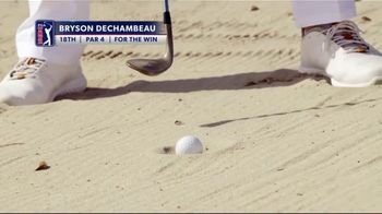 PGA TOUR TV Spot, '2019 Must-See Moments Sweepstakes' Featuring Bryson Dechambeau - Thumbnail 2