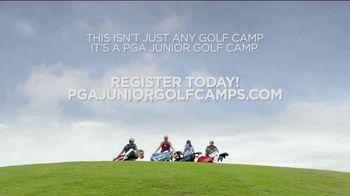 PGA Junior League Golf TV Spot, 'Golf Camps' - Thumbnail 9