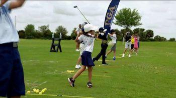 PGA Junior League Golf TV Spot, 'Golf Camps'