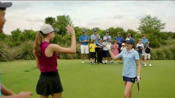 PGA Junior League Golf TV Spot, 'Golf Camps' - Thumbnail 7