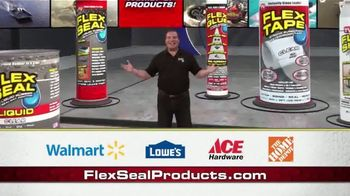 Flex Seal TV Spot, 'Family of Products: Coat, Patch, Seal & Repair' - Thumbnail 8