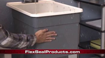Flex Seal TV Spot, 'Family of Products: Coat, Patch, Seal & Repair' - Thumbnail 3