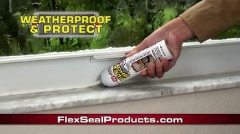 Flex Seal TV Spot, 'Family of Products: Coat, Patch, Seal & Repair' - Thumbnail 4