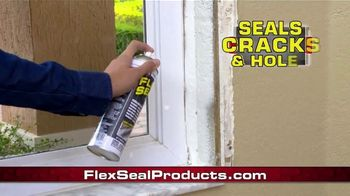 Flex Seal TV Spot, 'Family of Products: Coat, Patch, Seal & Repair' - Thumbnail 5