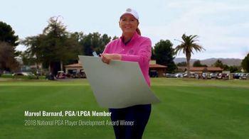 Professional Golf Association (PGA) TV Spot, 'Marvol's Journey'