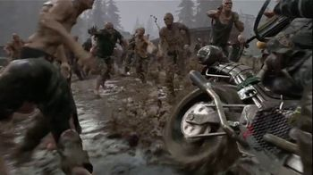 Days Gone TV Spot, 'This World Comes for You'