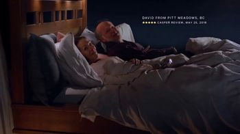Casper TV Spot, 'Infinite Bed: Celebrate Our 5th Birthday' - Thumbnail 3