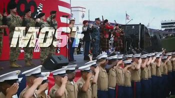 Charlotte Motor Speedway TV Spot, '2019 Coca-Cola 600: 60th Running: The Most Patriotic Day in Racing' Song by Cheap Trick - Thumbnail 2