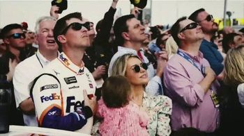 Charlotte Motor Speedway TV Spot, '2019 Coca-Cola 600: 60th Running: The Most Patriotic Day in Racing' Song by Cheap Trick