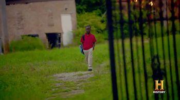 SERVPRO TV Spot, 'History Channel: Safe Passage Program'