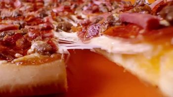 Little Caesars Pizza HOT-N-READY 5-Meat Feast TV Spot, 'Drummer' - Thumbnail 7
