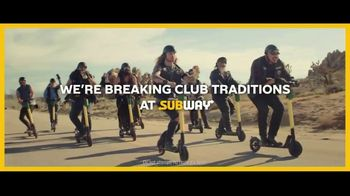 Breaking Club Traditions