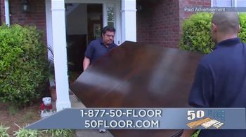 50 Floor TV Spot, 'FOX 5 DC: Heavy Lifting' - Thumbnail 6