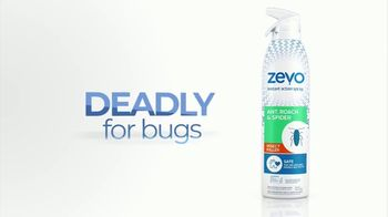 Zevo TV Spot, 'Deadly for Bugs: $6.99'