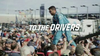 NASCAR TV Spot, 'Ticket to the Drivers' - 40 commercial airings