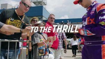 NASCAR TV Spot, 'Ticket to the Drivers' - Thumbnail 6